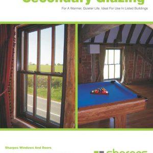 Aluminium Secondary Glazing
