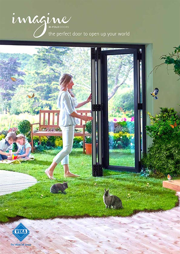 Imagine Bi Folding Doors