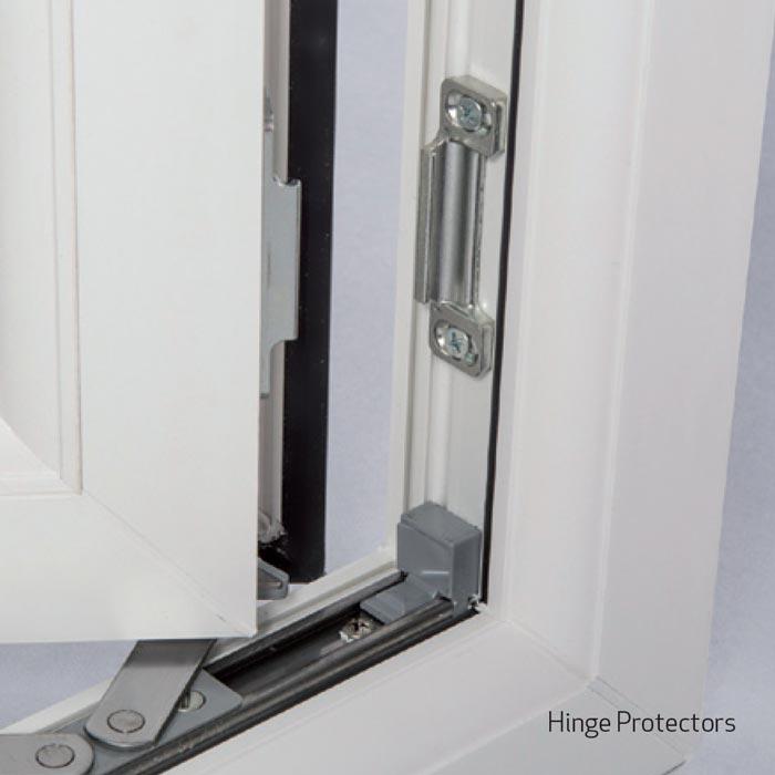 Tilt And Turn Window Hinges : Double glazed upvc tilt turn windows sharpes