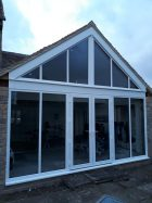 New Large Gable End Window