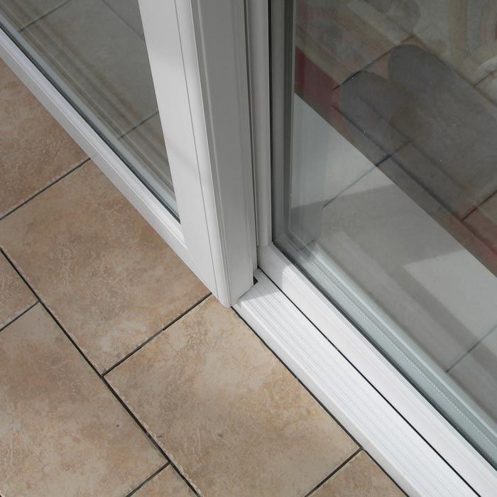 Amazing Low Threshold Patio Doors